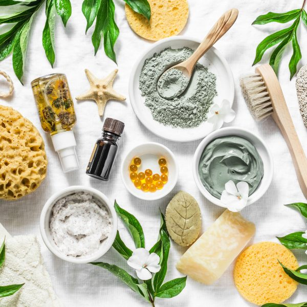 Natural Skin Care Products: Health & Beauty