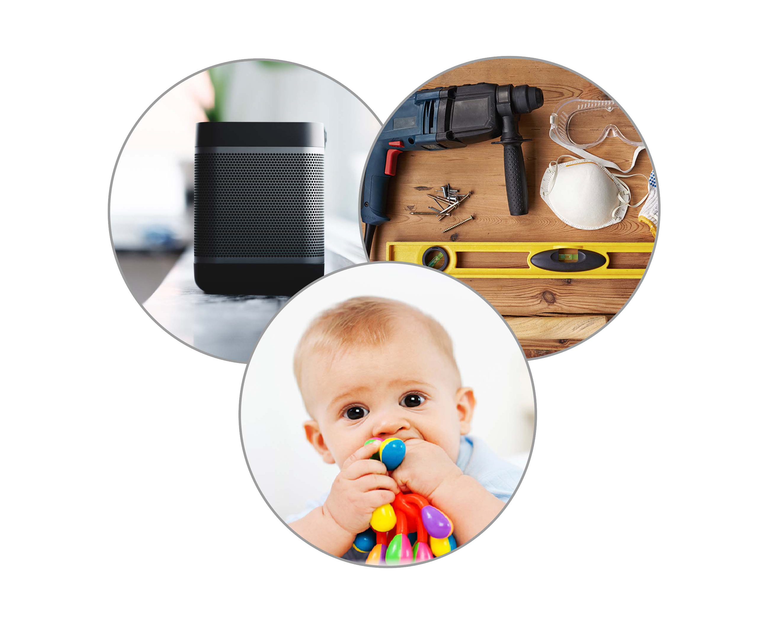 Categories such as Baby, Electronics, Hardware